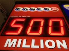 Powerball $500 Million